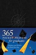 365 Pocket Prayers For Graduates