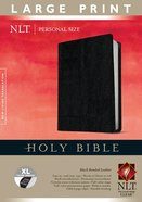 NLT Personal Size Bible Indexed Large Print Edition (Red Letter Edition)