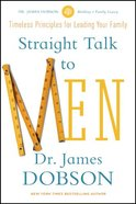 Straight Talk to Men
