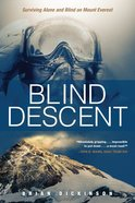Blind Descent Paperback