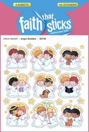 Angel Buddies (6 Sheets, 114 Stickers) (Stickers Faith That Sticks Series) Stickers