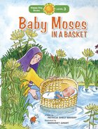 Baby Moses in a Basket (Happy Day Level 3 Independent Readers Series) Paperback