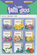 White Bibles (6 Sheets, 54 Stickers) (Stickers Faith That Sticks Series) Stickers