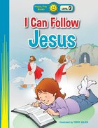 I Can Follow Jesus (Happy Day Level 3 Independent Readers Series) Paperback