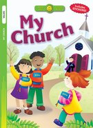 My Church (Includes Stickers) (Happy Day Colouring & Activity Series)