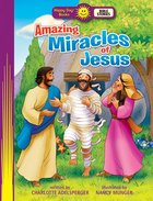 Amazing Miracles of Jesus (Happy Day: Bible Stories Series) Paperback
