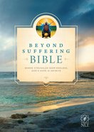 NLT Beyond Suffering Study Bible (Black Letter Edition) Paperback