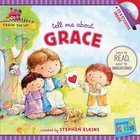 Tell Me About Grace (Includes CD & Stickers) (Wonder Kids: Train 'Em Up Series)