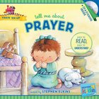 Tell Me About Prayer (Includes CD & Stickers) (Wonder Kids: Train Em Up Series)