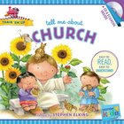 Tell Me About Church (Includes CD & Stickers) (Wonder Kids: Train 'Em Up Series)