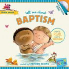 Tell Me About Baptism (Includes CD & Stickers) (Wonder Kids: Train 'Em Up Series) Paperback