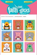 Humble Bumble (6 Sheets, 54 Stickers) (Stickers Faith That Sticks Series)