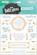 Matthew 11:28-30 (2 Sheets, 56 Stickers) (Stickers Faith That Sticks Series)