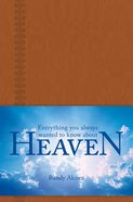 Everything You Always Wanted to Know About Heaven Imitation Leather