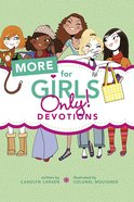 More For Girls Only! Devotions Paperback
