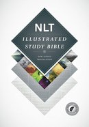 NLT Illustrated Study Bible Indexed (Black Letter Edition) Hardback