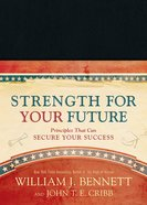 Strength For Your Future Imitation Leather