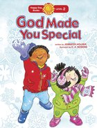 God Made You Special (Happy Day Level 2 Beginning Readers Series) Paperback