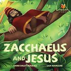 Zacchaeus and Jesus (Flipside Stories Series) Hardback