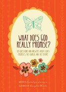 What Does God Really Promise? Hardback