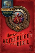The NLT Aetherlight Bible (Red Letter Edition) Paperback