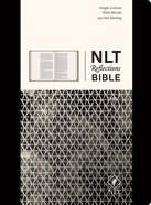 NLT Reflections Bible For Journaling Sketchbook Black