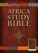 NLT Africa Study Bible Brown