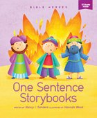 Bible Heroes (One Sentence Storybooks Series) Paperback