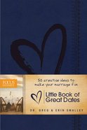 Little Book of Great Dates Imitation Leather