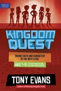 For Ages 7 to 10 (Kingdom Quest Strategy Guide Series) Paperback