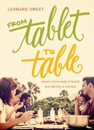 From Tablet to Table Hardback