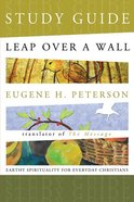 Leap Over a Wall (Study Guide) Paperback