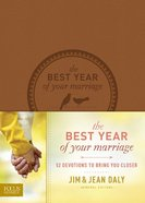 The Best Year of Your Marriage Imitation Leather