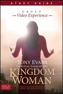 Kingdom Woman Group Video Experience (Study Guide) Paperback