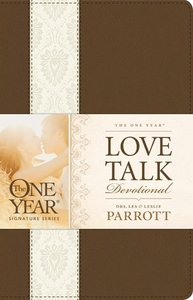 The One Year Love Talk Devotional