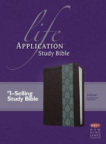 NKJV Life Application Study Bible (Red Letter Edition)