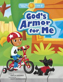 Gods Armor For Me (Happy Day Level 2 Beginning Readers Series)