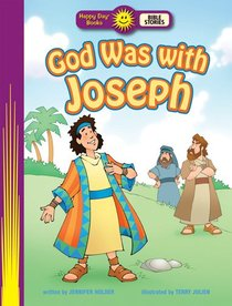 God Was With Joseph (Happy Day: Bible Stories Series)