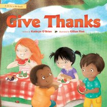 Give Thanks (Sit For A Bit Series)