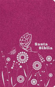 Ntv Santa Biblia Zipper Edition Bright Pink (Black Letter Edition)