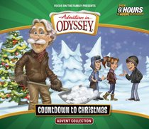 Countdown to Christmas Advent Collection (Adventures In Odyssey Audio Series)