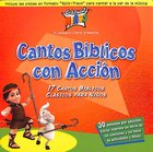 Cedarmont Kids: Cantos Biblicos Con Accion (Action Bible Songs Spanish) (Kids Classics Series) CD