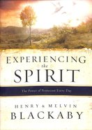 Experiencing the Spirit Hardback