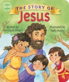 Little Bible Books: The Story of Jesus Board Book