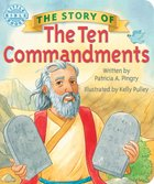 Little Bible Books: The Story of the Ten Commandments Board Book