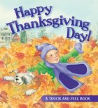 Happy Thanksgiving Day! Board Book
