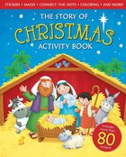 The Story of Christmas Activity Book Paperback