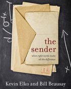 The Sender: A Story About When Right Words Make All the Difference Hardback