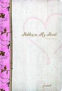 Compact Journal: Hidden in My Heart