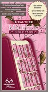 Realtree Bible Tabs Pink Camouflage Stationery